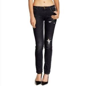 Blank NYC Distressed Skinny Classique Jean 26